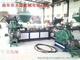 贵州废旧编织袋造粒机专业生产商