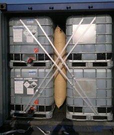 广州优质集装箱充气袋   货柜填充气袋
