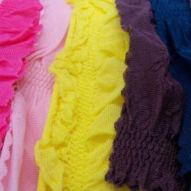 2016 时尚女装裙子针织提花面料大泡泡提花 针织提花面料