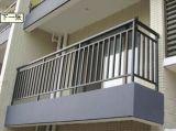 承接热镀锌静电喷涂护栏 阳台护栏 围墙护栏