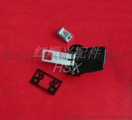 红顺兴工业设备侧装门把手 防爆拉手 试验箱把手 烘箱小防爆门锁