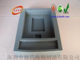深圳EVA厂家  工具箱减震材料 黑色EVA礼品内衬定做   EVA泡棉 防静电EVA包装内衬