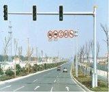 中山标志杆厂家直销 阳春监控杆生产 交通标志牌定做 恩平小区划线