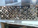 佛山屏風廠供應星級酒店屏風 金屬玄關屏風 背景裝修屏風