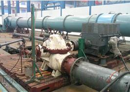 餘熱電站迴圈水泵改造