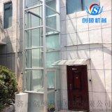 广州家用电梯 别墅电梯 载人升降机 导轨式货梯