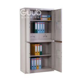 广州国保W2830四层两抽纯钢制保密文件柜厂家直销