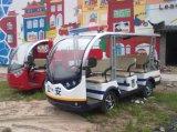 濟南青島淄博東營泰安濟寧電動遊覽觀光車
