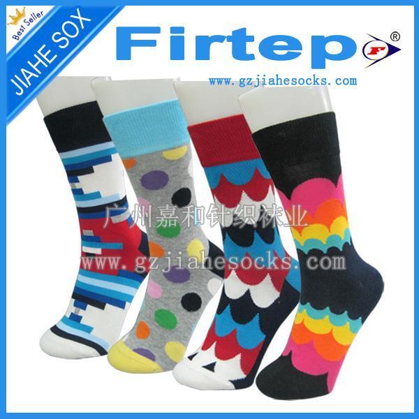 FIRTEP正品男女休閒棉襪 hayyp socks 外貿純棉襪子廣州批發