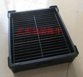深圳塑料黑色防静电 中空板 瓦楞板
