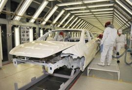 佐能科技汽车及零部件涂装线 涂装设备
