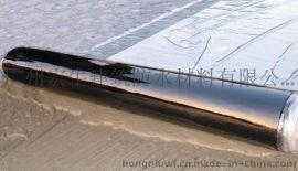 預鋪式高分子自粘膠膜防水卷材