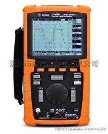 Agilent U1610A 100 MHz/2通道 手持式数字存储示波器 手持示波表