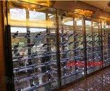 別墅不鏽鋼家具酒櫃 玫瑰金不鏽鋼酒架