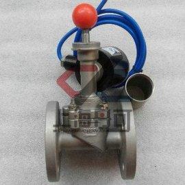 不锈钢燃气紧急切断电磁阀