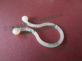 供应出口汽车高压线塑料扣式扭线环,塑料扣式扭线卡