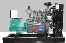 潍柴道依茨30KW柴油发电机 缝纫机制冰机  发电机组