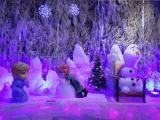 冰雕艺术展出租极速冰雪嘉年华主题方案租赁冰雕制作价