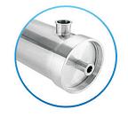 RO反渗透膜壳40408080不锈钢304316L寸