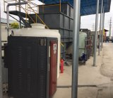 污水处理设备配套用100KW全自动电蒸汽锅炉 立式电热蒸汽发生器