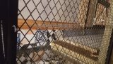 菱形金属装饰网,室内隔断网,阳台围栏,防盗网,玻璃夹层金属网