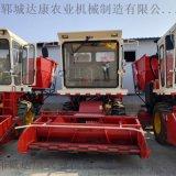 玉米秸稈青儲黃儲機 牧草青貯回收機
