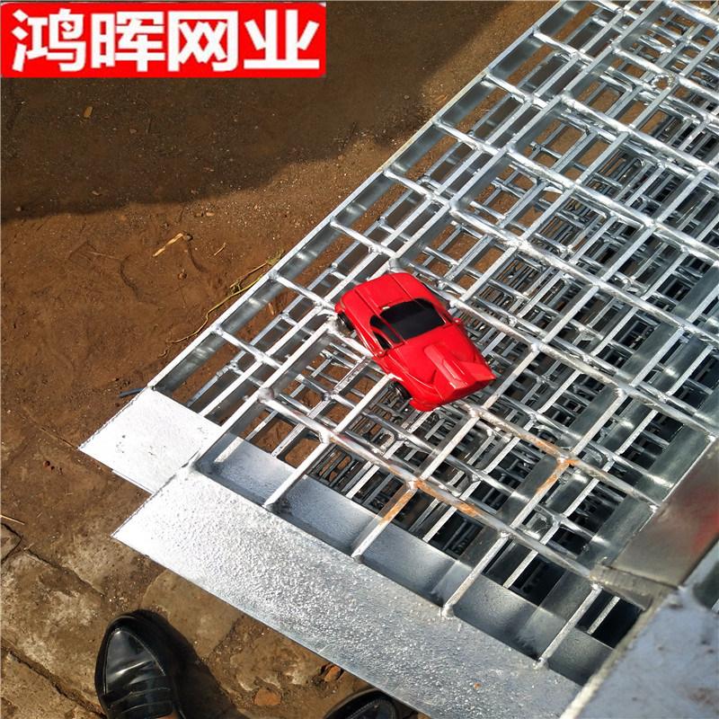 车间钢架平台钢格板 江苏钢格板