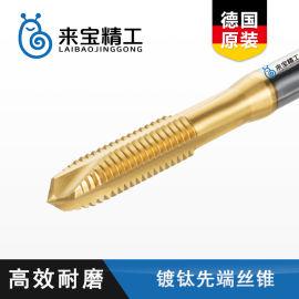 来宝精工日标先端丝锥,高速钢公制细牙机用丝锥