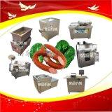 臺灣烤腸加工設備小型紅腸加工設備烤腸灌腸機