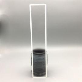 东莞旭鹏玻璃厂加工定制灯具玻璃,洗墙灯玻璃