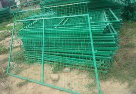 双边护栏网  浸塑护栏网 框架护栏网