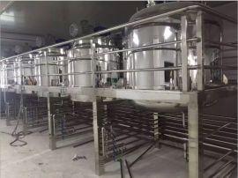供应1000L蒸汽加热化工搅拌锅