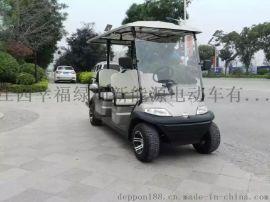 江西六人座电动高尔夫球观光车