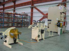 卷料自动送料机 钢带送料机 高速伺服送料机