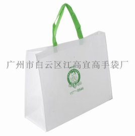 无纺布袋定做环保丝印手提袋折叠束口购物袋厂家定制覆膜彩印LOGO