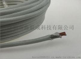 耐高温500~800°C 云母绕包编织高温电缆 耐高温500°C导线电缆