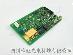 高精度蝶形激光器驱动板