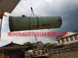 江苏一体化泵站常州光标污水排放的救星