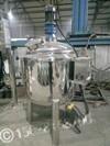 胜达不锈钢液体搅拌罐混料机配料机