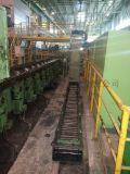 鋼管廠鐵屑輸送機維修更換