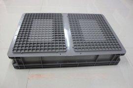 塑料物流箱400*300*175汽车配件周转箱