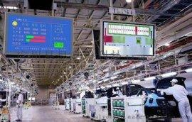 MES智能制造工业级触摸屏,精益生产系统可编程电脑,生产管理系统专业触摸屏显示器