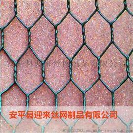 镀锌浸塑石笼网 ,包塑石笼网,格宾石笼网