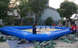 广州充气沙池套餐搭配价格更优惠