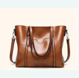 廠家定製外貿女包手提包韓版休閒包大容量單肩斜挎簡約大包