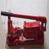 QX液压钢丝绳切断机