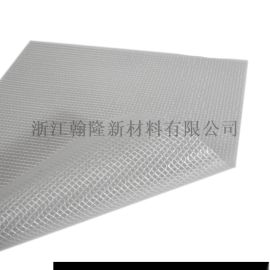 210D高强纱机械防尘罩专用PVC透明夹网布