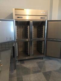 冰箱冷冻和冷藏上海不锈钢冷柜