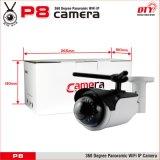 360度鱼眼无线摄像机/360度鱼眼WIFI网络摄像机/全景VR摄像机