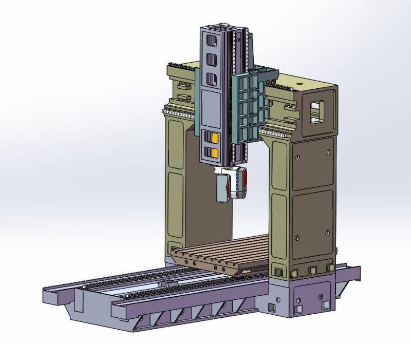 龙门光机DHXK系列精科大恒数控机床光机